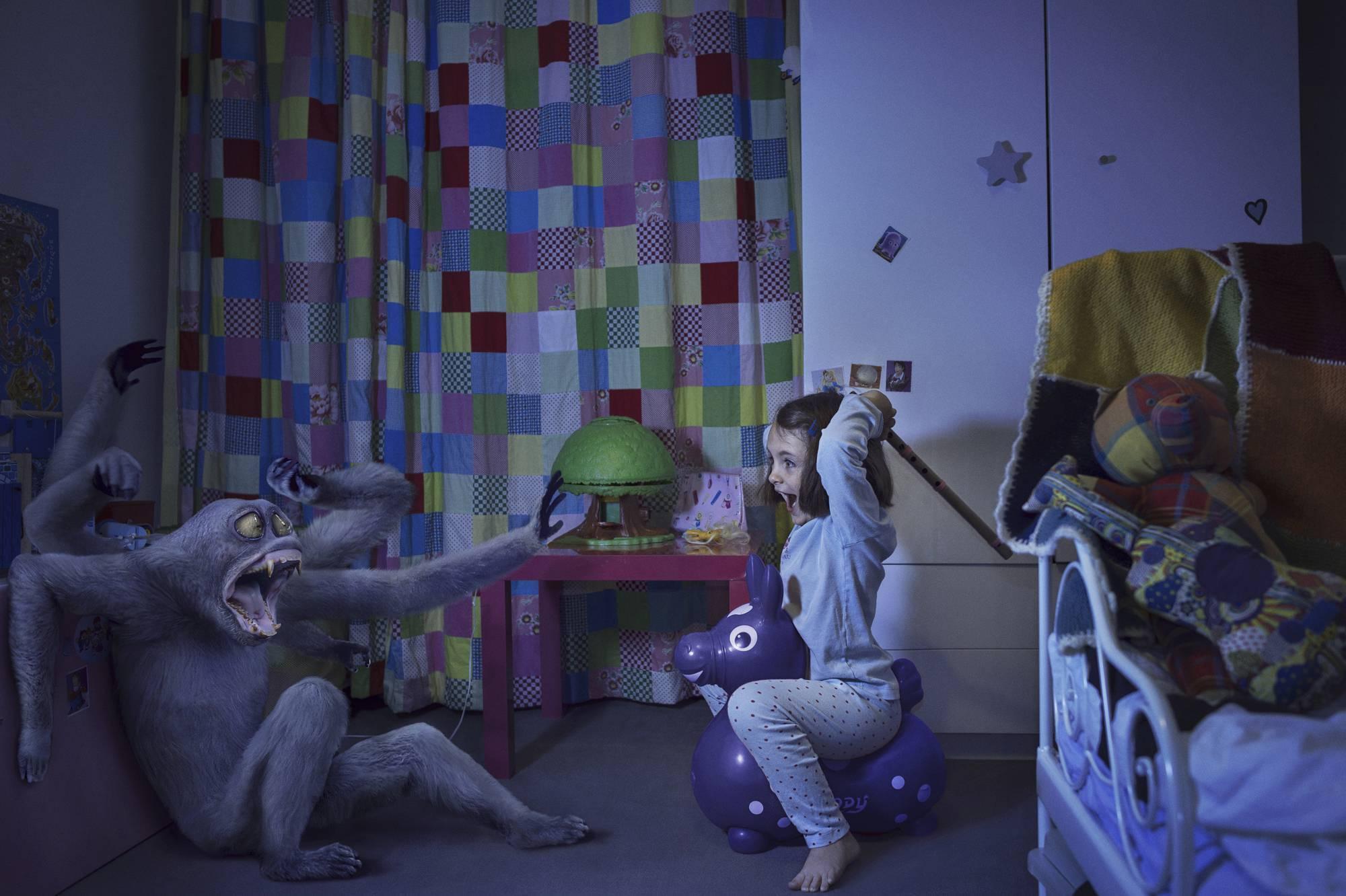 Причины пробуждения ребенка ночью с истерикой