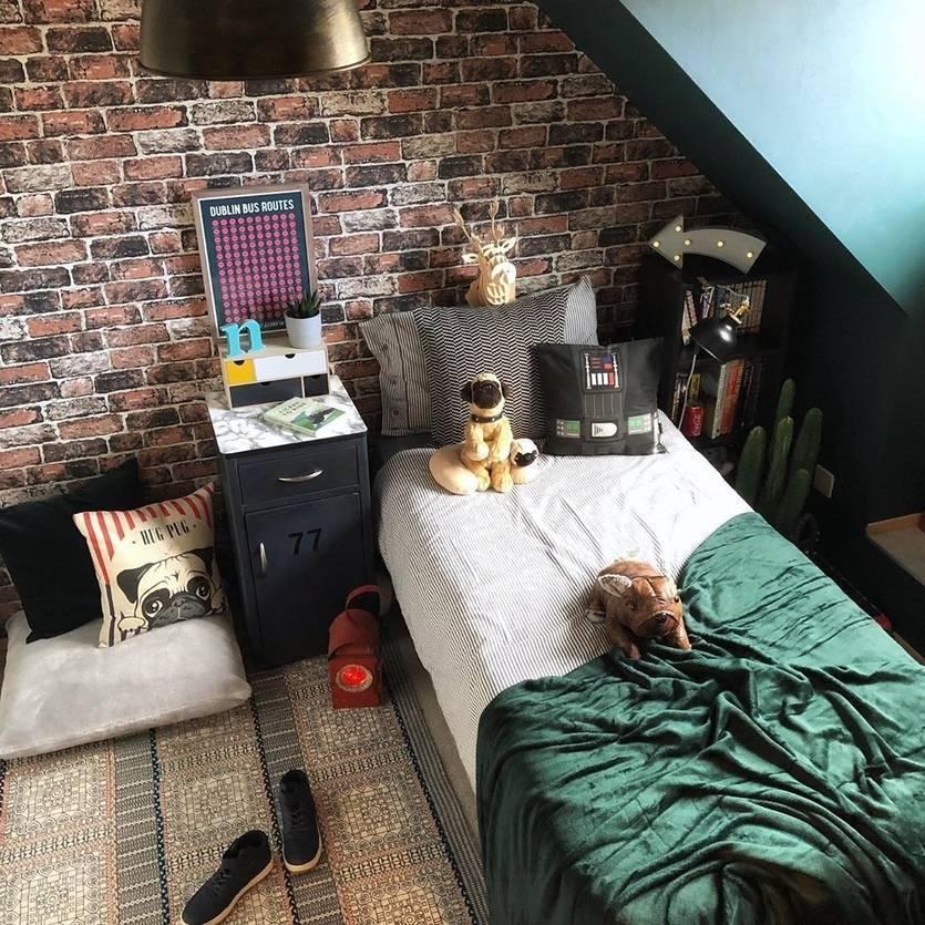 Стильная детская в стиле лофт: советы по оформлению комнаты