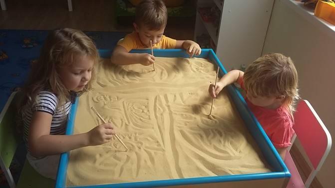 Песочная терапия для детей дошкольного возраста: занятия, программа, упражнения | учимся, играя | vpolozhenii.com