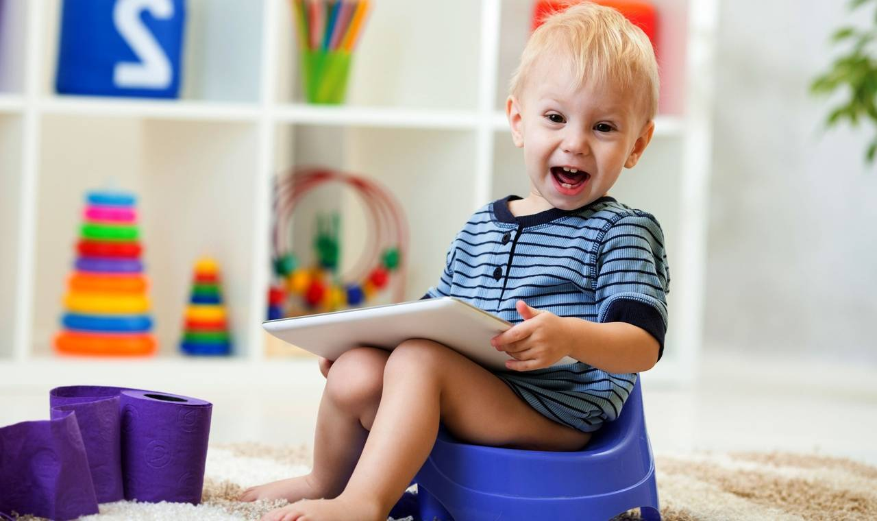 Как отучить ребенка от памперсов и приучить к горшку – важные рекомендации