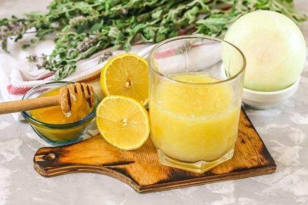 Целебные рецепты от кашля для детей: лук с медом, сахаром, молоком для лечения малышей