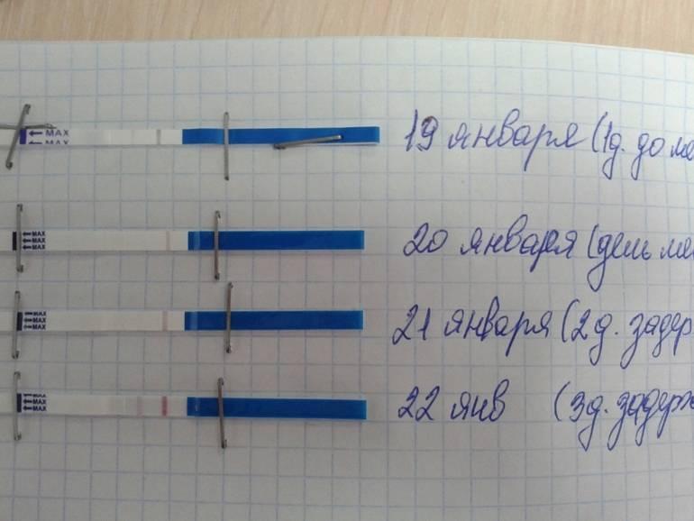 Вторая полоска на тесте слабая: почему тест показывает бледную, тонкую, еле видную полоску / mama66.ru