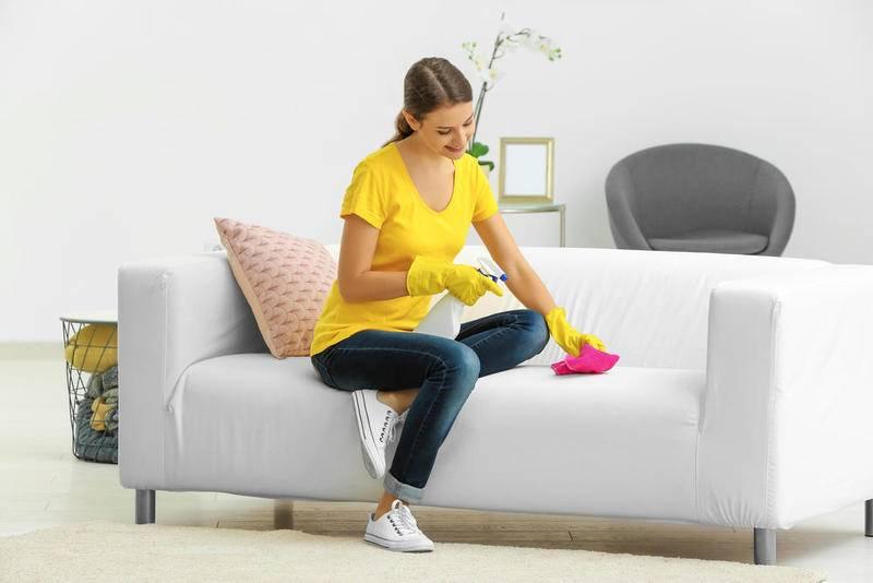Как очистить диван от мочи ребенка в домашних условиях - чем его помыть, чтобы избавиться от запаха?