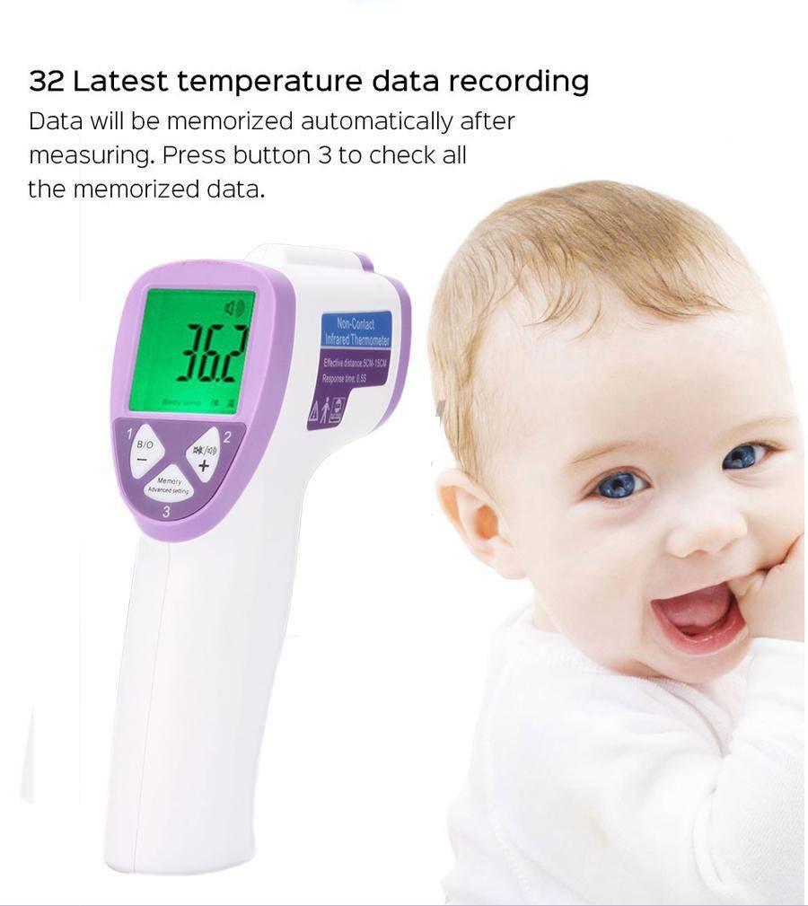 Инфракрасный термометр для детей (15 фото): бесконтактный медицинский градусник, какой лучше, рейтинг, инструкции - здоровая семья