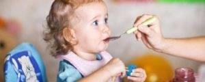 Как и когда нужно учить малыша жевать?