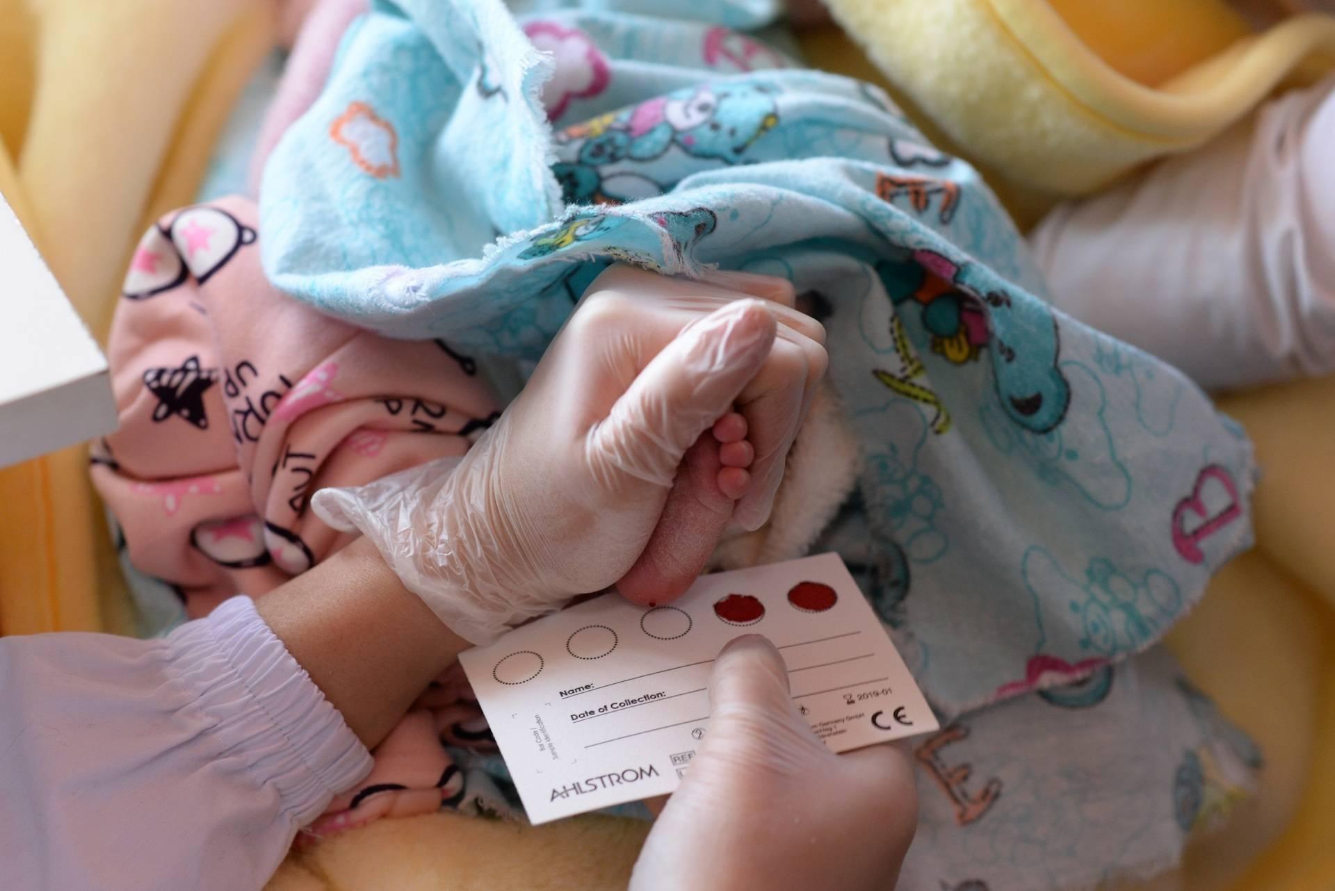 Для чего нужен неонатальный скрининг новорожденных