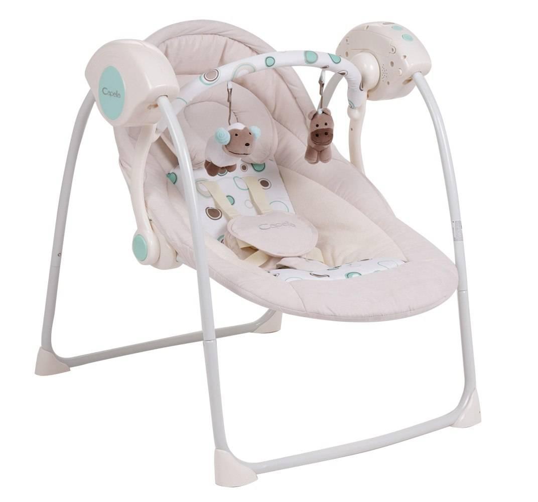 Топ-10 лучших электрокачелей для новорожденных