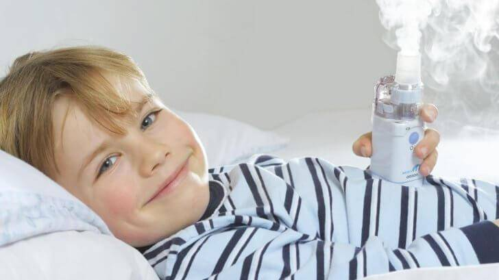 Ингаляция при аденоидах, эффективны ли ингаляции при аденоидах у детей небулайзером?