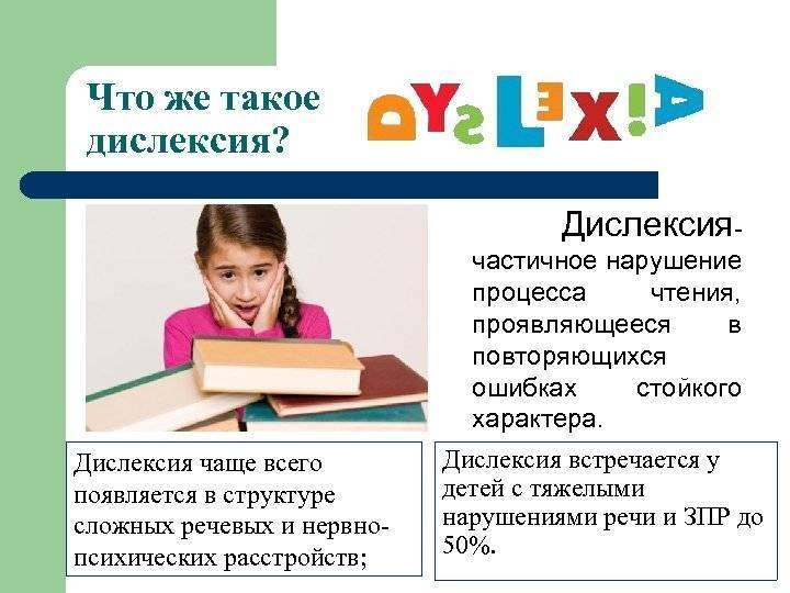 Дисграфия и дислексия у младших школьников                                статья по логопедии на тему