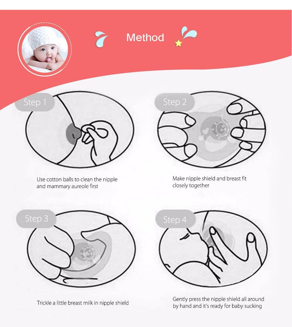 Критерии выбора накладок для грудного вскармливания