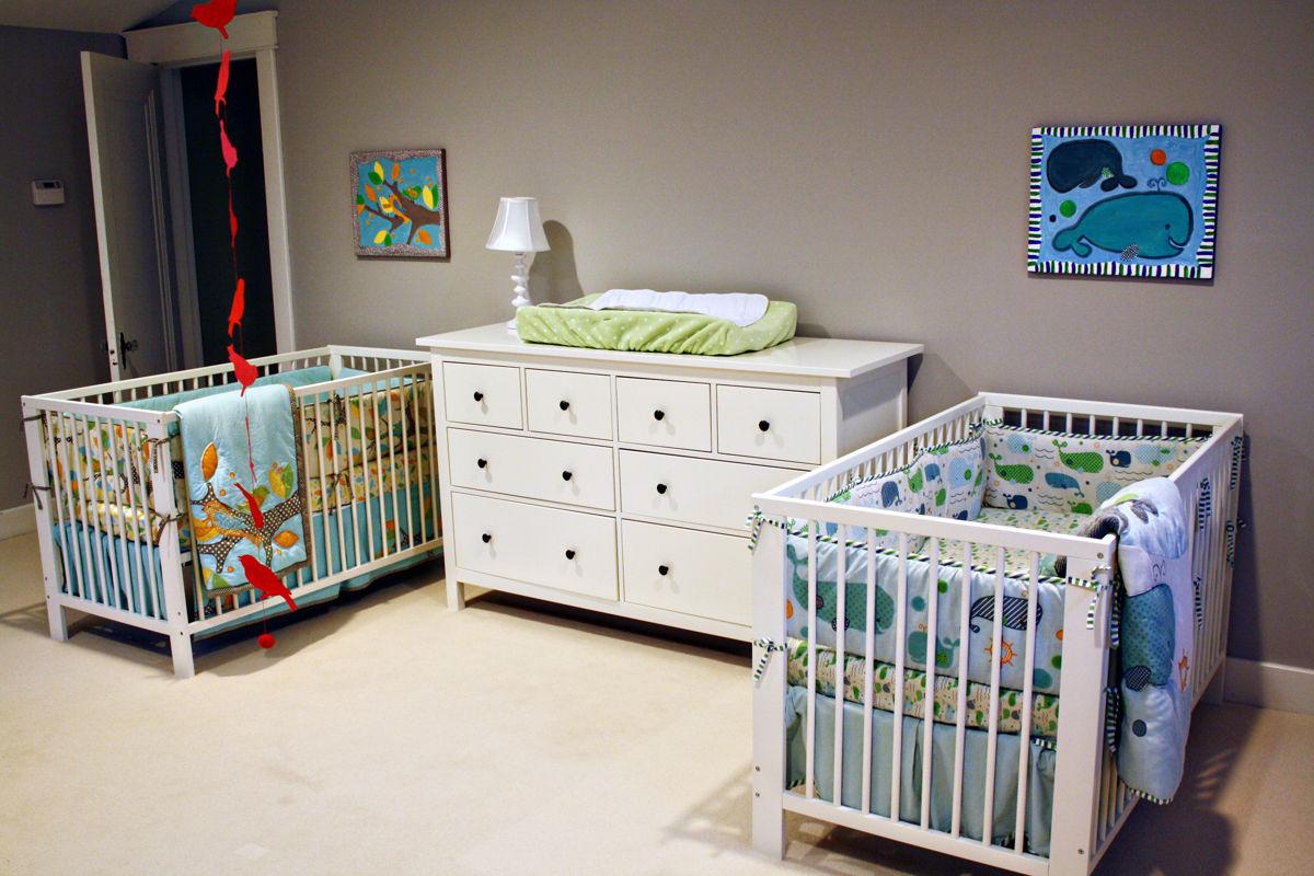 Кроватки для двойни новорожденных: фото, размеры и выбор лучших вариантов | покупки | vpolozhenii.com