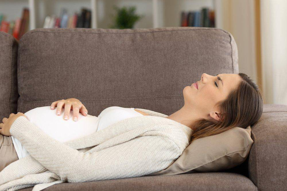 Высокое давление при беременности
