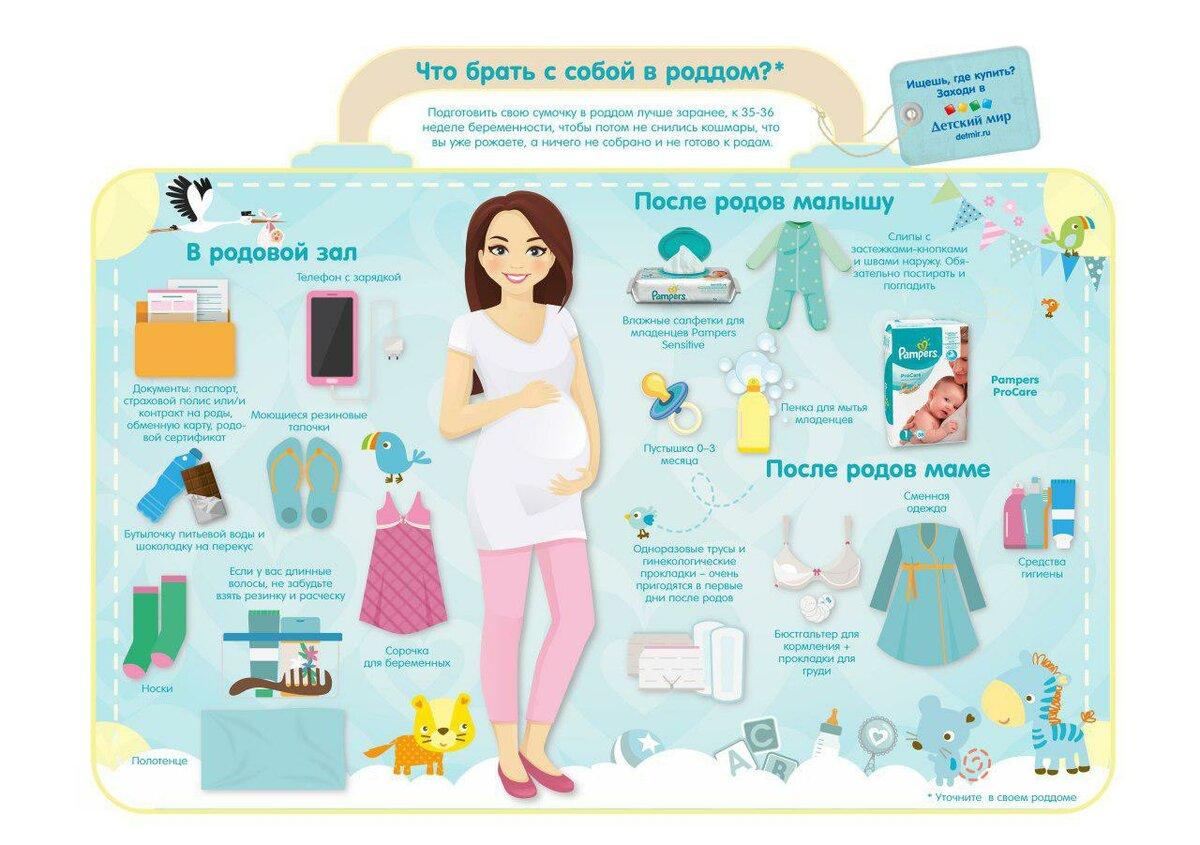 12 вещей, которые должна сделать беременная, чтобы ребенок был здоровее…