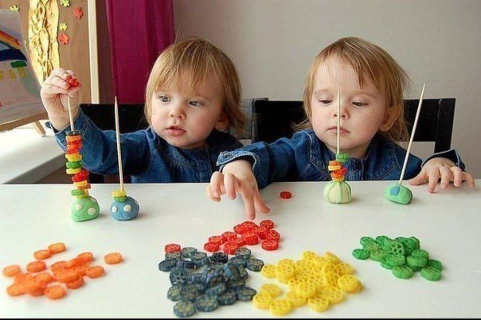 Игры с ребенком в 9 месяцев