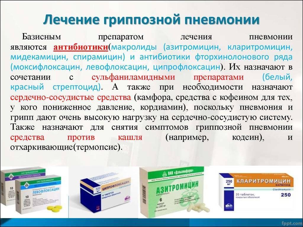 Антибиотики при бронхите у детей: названия, можно ли вылечить бронхит антибиотиками, список