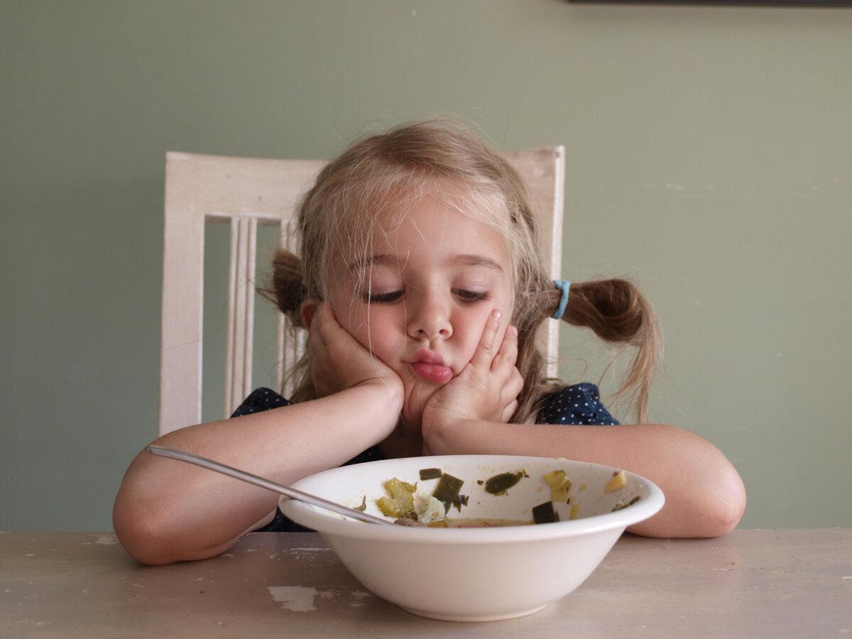 Плохой аппетит у ребенка 7 лет | yurys.ru