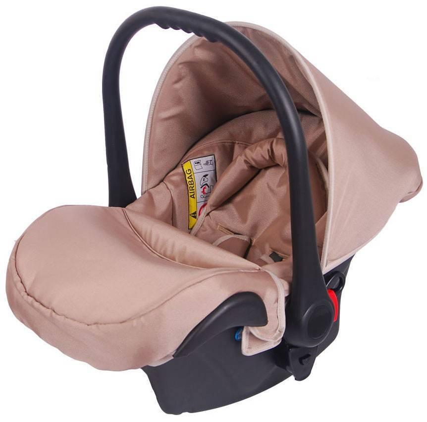 Автолюлька и автокресло – что лучше и безопаснее для новорождённого
