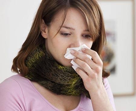 Как быстро вылечить насморк во время беременности