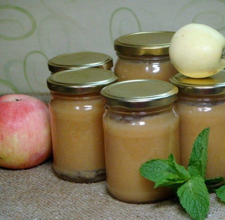 Какприготовить яблочное пюре для грудничка: рецепт из свежих яблок