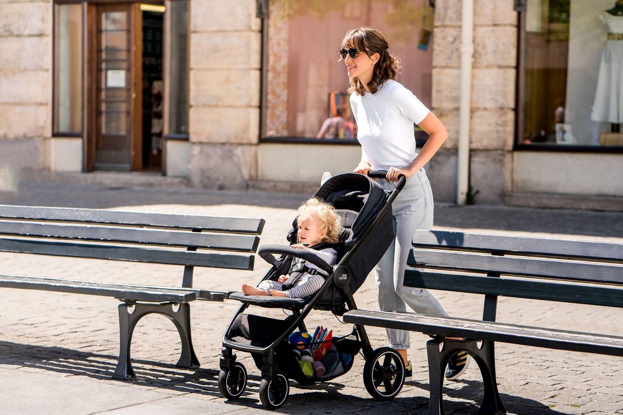 Как выбрать прогулочную коляску: трость или книжка?