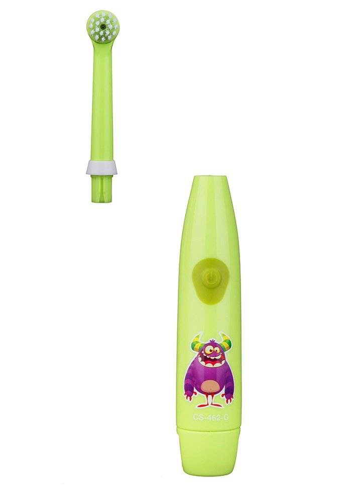 Как выбрать электрическую зубную щетку ребенку?