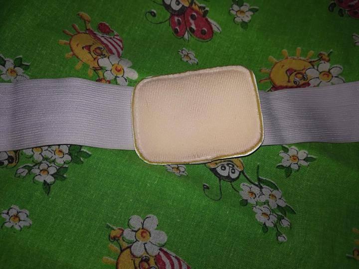 Бандаж для пупочной грыжи для новорожденных детей – как выбрать корректирующий пояс для грудничка?