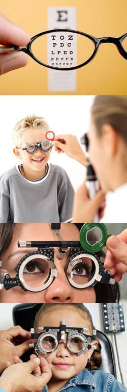 Близорукость у детей: причины, лечение, профилактика