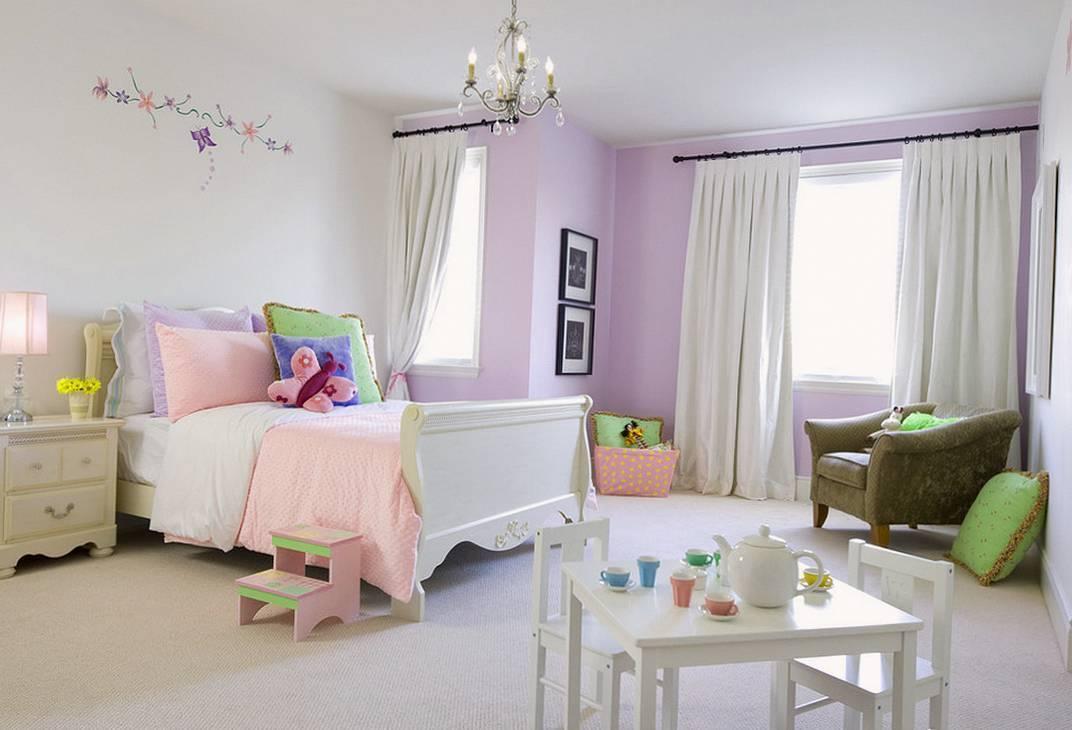 Бежевый цвет в интерьере детской комнаты: 85 фото
