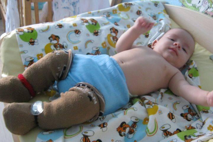 Парафиновые сапожки для детей: показания и способ применения