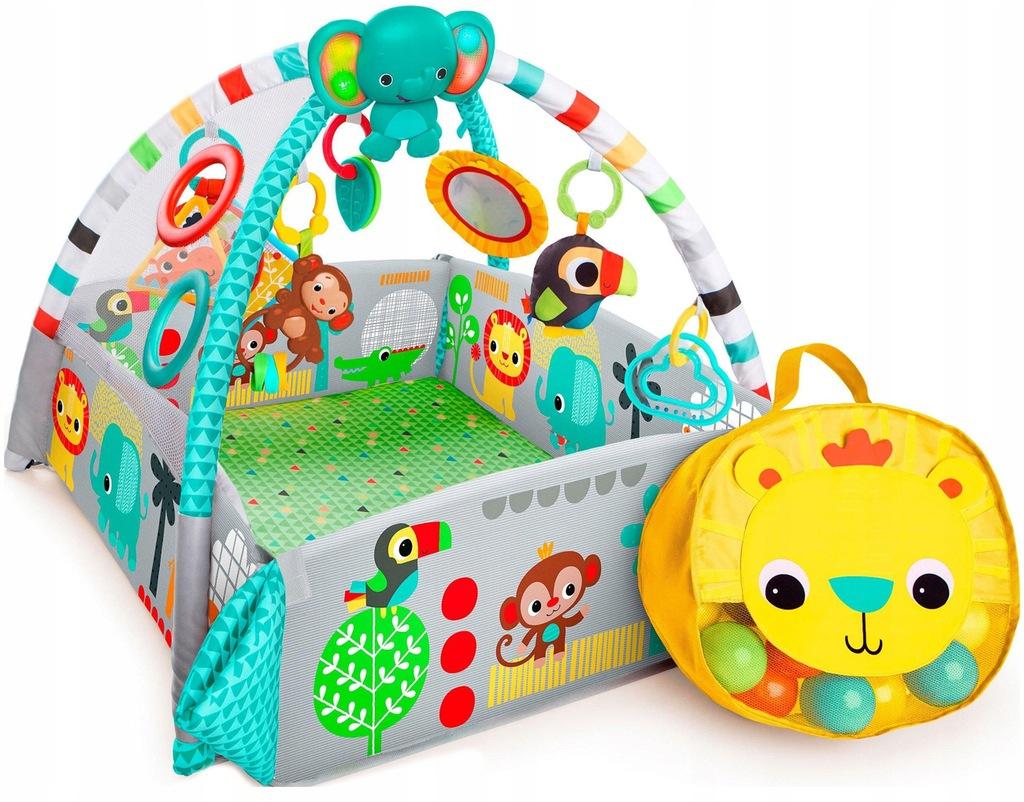 Развивающие коврики для детей до 1 года. с какого возраста начинать выкладывать туда малыша? | дуэт душ