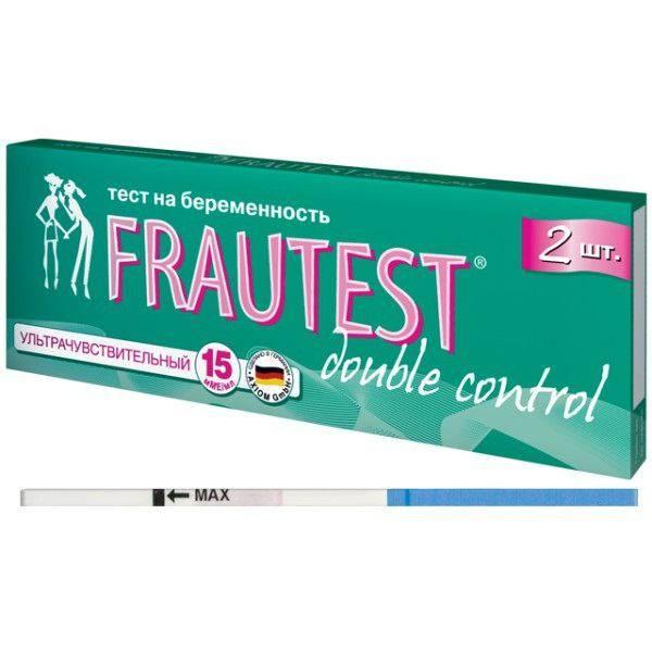 Тест на овуляцию Фраутест: инструкция по применению и достоверность
