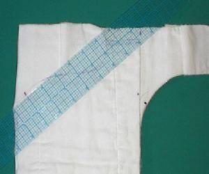 Как сшить подгузники из марли для новорожденных: пошагово своими руками - швейный мир