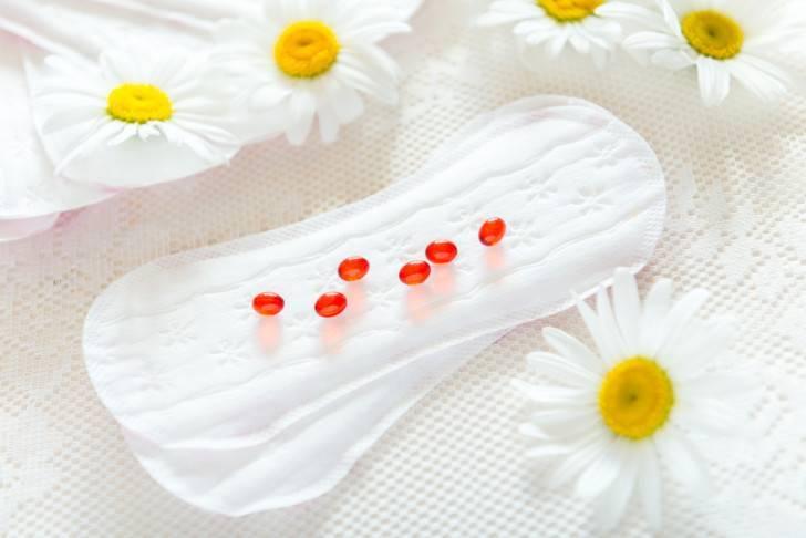Межменструальное кровотечение. менструальный цикл