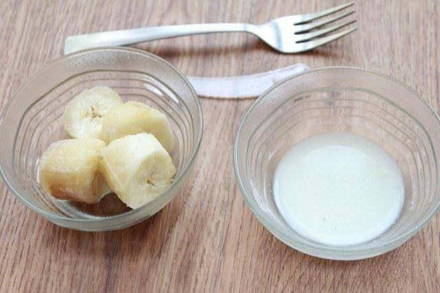 Банан с медом от кашля: рецепт