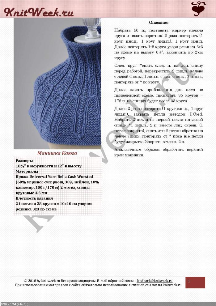 Манишка спицами для женщин: схемы вязания, подробные мастер-классы