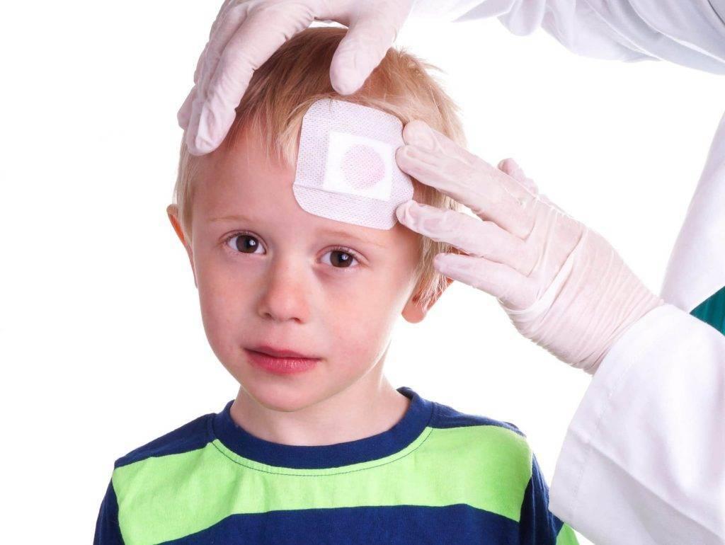 Травмы головного мозга у детей: сотрясение, ушиб и чмт