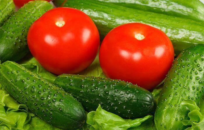 С какого возраста ребенку можно давать свежие помидоры и огурцы, и бывает ли аллергия на овощи? - врач 24/7