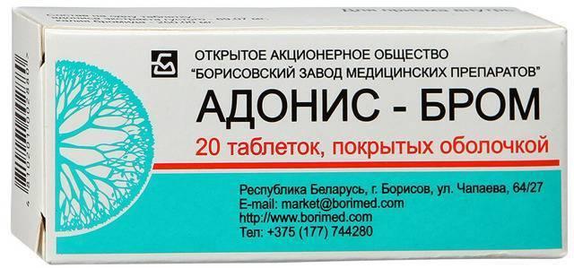 Характеристики препарата бромкамфора для прекращения лактации