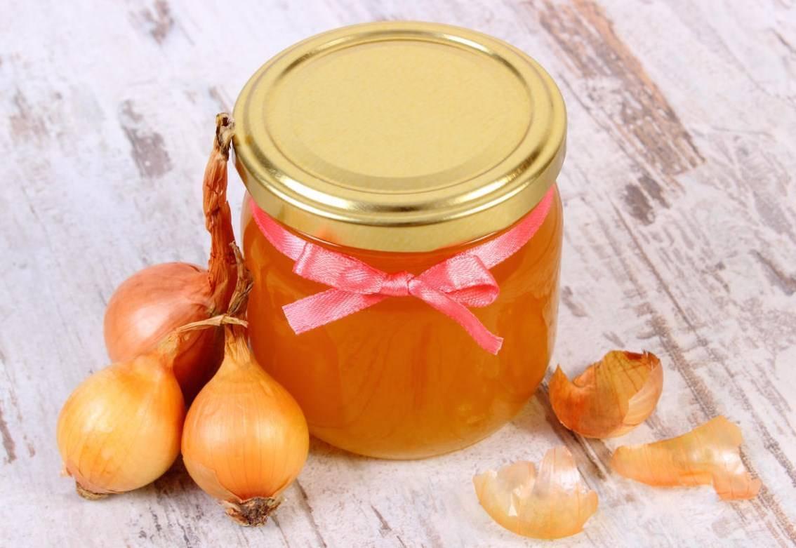 Лук с медом от кашля: рецепты. как приготовить? отзывы