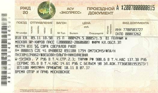 Со скольки лет можно покупать билеты на поезд - все о ваших правах