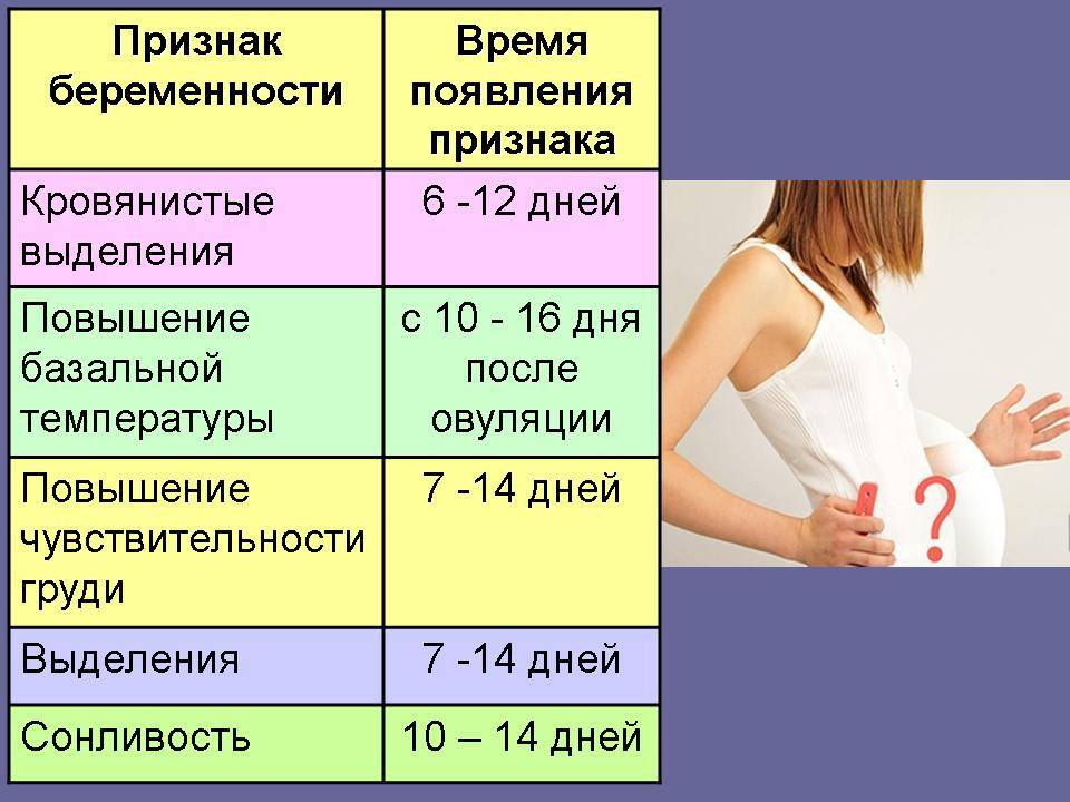 Ощущения в животе на ранних сроках беременности и их особенности
