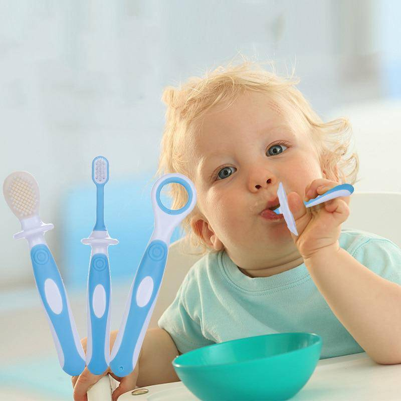 Детская электрическая зубная щетка: обзор щеток от 0 до 14 лет