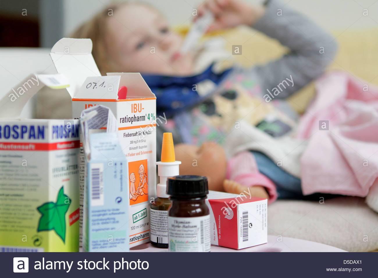 Антибиотики при простуде для детей список - все о простуде