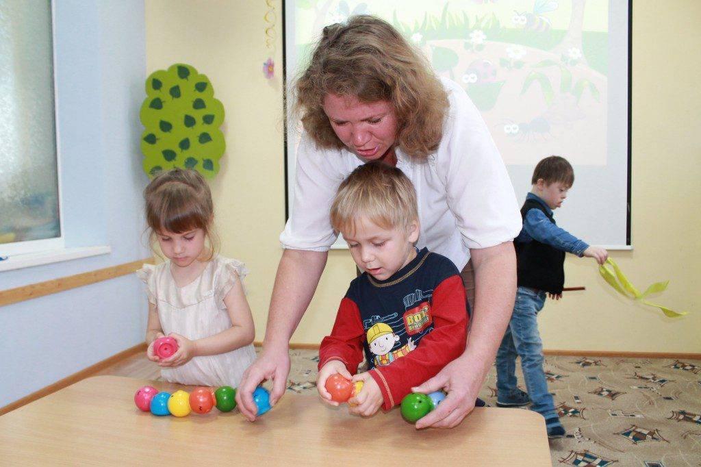 Детский сад комбинированного и компенсирующего вида: что это значит?