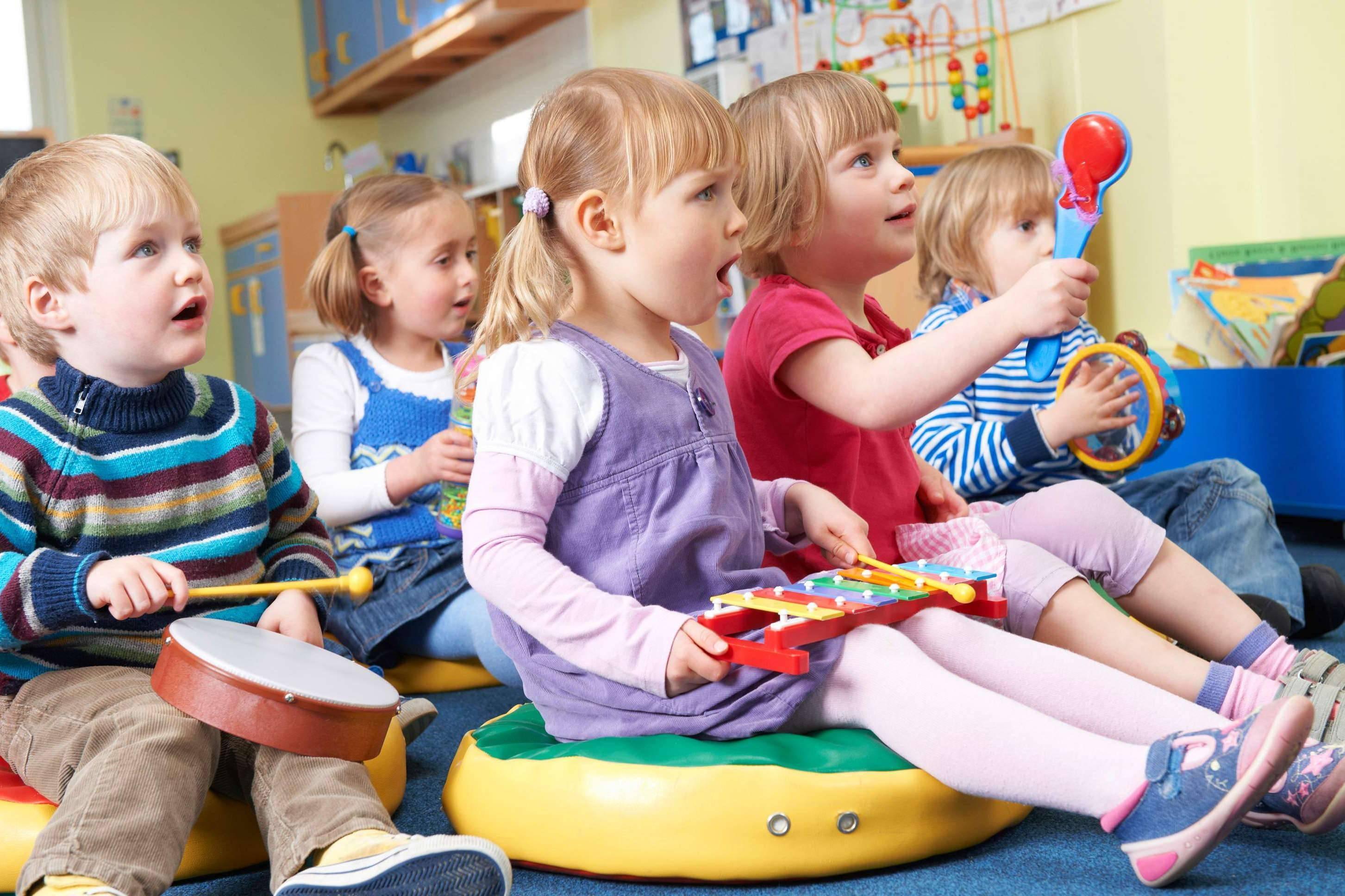 Наиболее подходящий возраст ребенка для детского сада