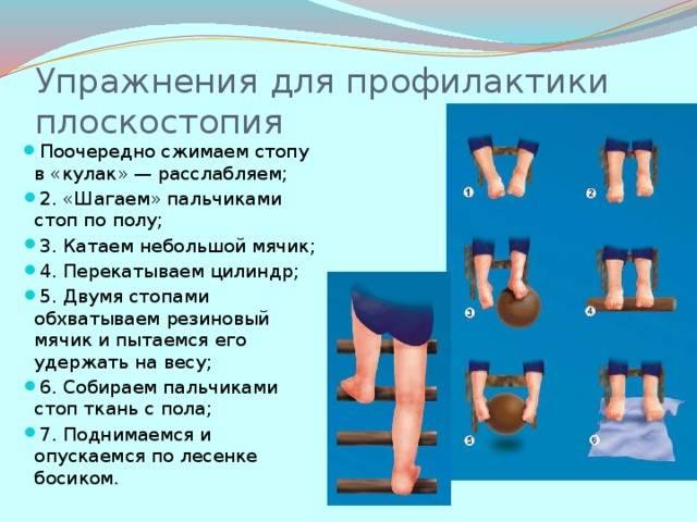 Массаж для плоскостопия для детей видео
