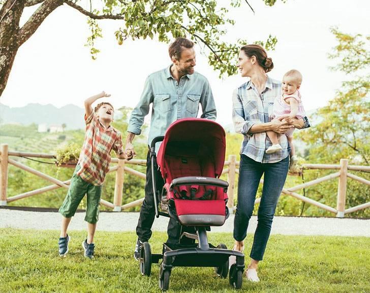 Прогулочные коляски: что нужно учесть при покупке