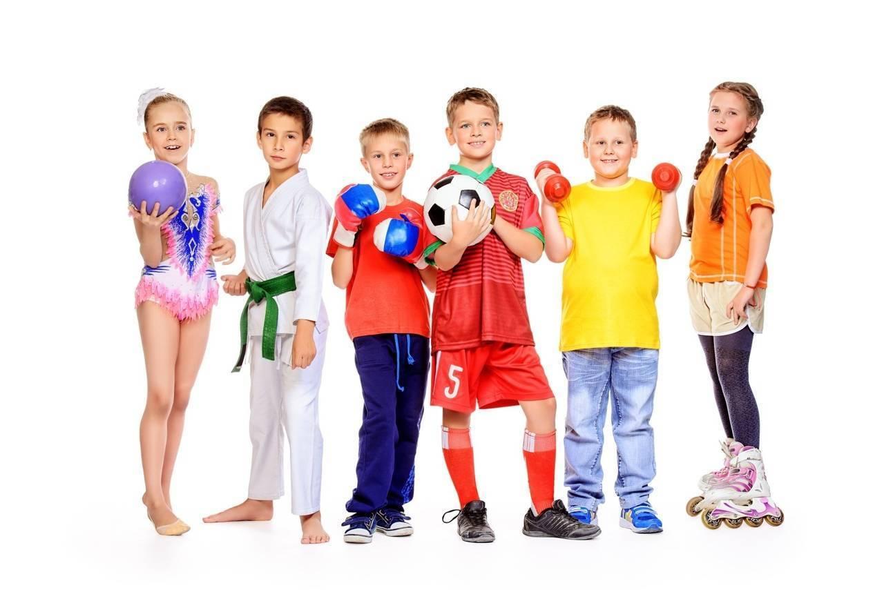 Детские секции в санкт-петербурге