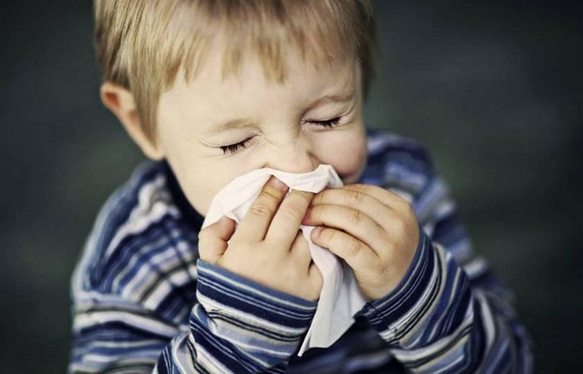 Лечение аллергической сыпи у детей