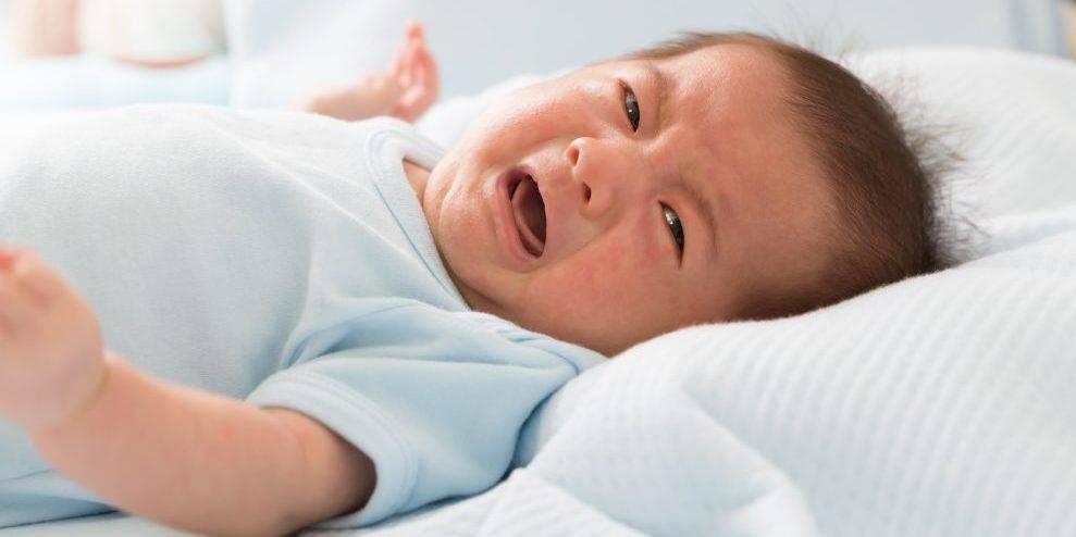 Ребенок 6 месяцев плохо спит ночью | уроки для мам